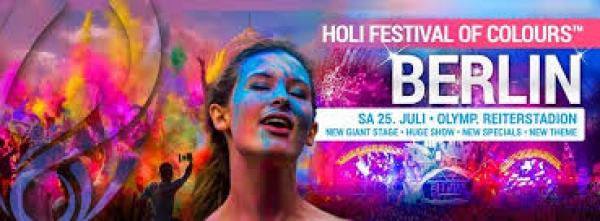 Das Holi Festival