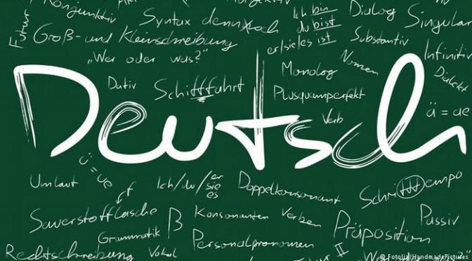 Wer Probleme mit der Deutschen Sprache hat
